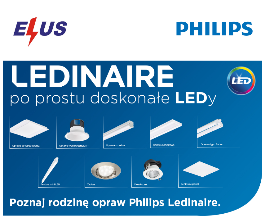 Lampy LED Philips